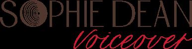Sophie Dean Voiceover logo